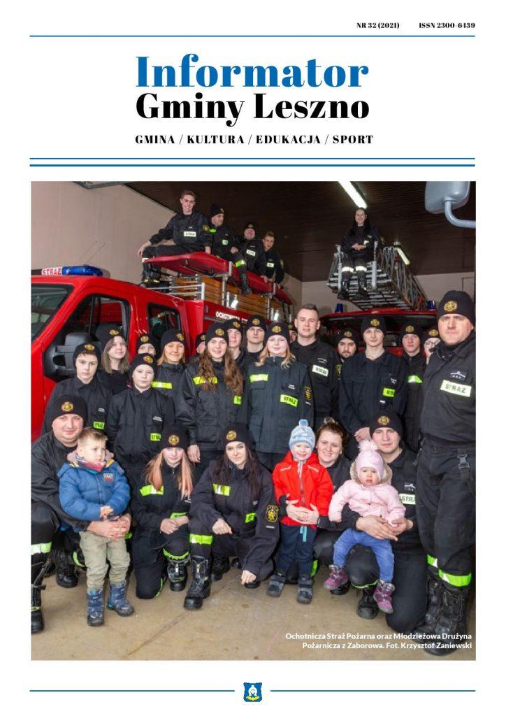 Informator gminy Leszno, nr 32
